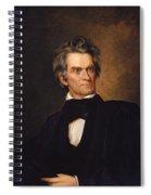 John C. Calhoun Spiral Notebook