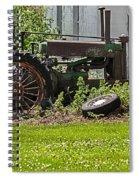 John Deer Model A Spiral Notebook