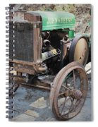 Hap's Ride Spiral Notebook