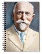 John H. Kellogg, 1852-1943 Spiral Notebook