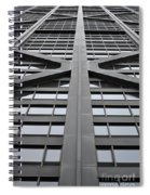 John Hancock Building Spiral Notebook