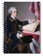 John Hancock Spiral Notebook
