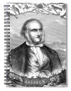 John James Audubon Spiral Notebook
