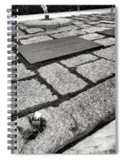 John Kennedy Gravesite Spiral Notebook