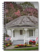John Wayne Birthplace Spiral Notebook