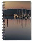 John Wayne Marina Spiral Notebook