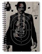 John Wick Chapter 2 2017 Spiral Notebook