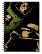Johnny The Homicidal Maniac Spiral Notebook