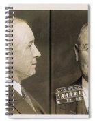 Johnny Torrio Spiral Notebook
