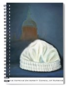 Johns Hopkins University School Of Nursing Spiral Notebook