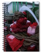 Johnson Oyster Company Spiral Notebook