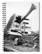 Johnstown Flood, 1889 Spiral Notebook