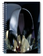 Join Me In The Pure Atmosphere Spiral Notebook