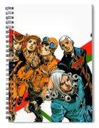 Jojo's Bizarre Adventure Spiral Notebook