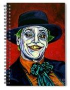 Joker Spiral Notebook