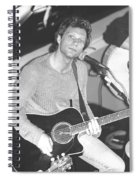 Jon Bon Jovi Acoustic Spiral Notebook
