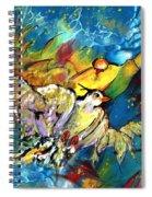 Jonathan Livingstone Seagull Spiral Notebook