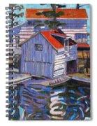Jones Boathouse Spiral Notebook