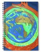 Jormungandr Spiral Notebook