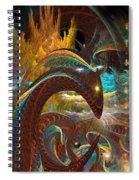 Jorrmungand Spiral Notebook