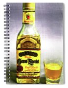 Jose Cuervo Shot 2 Spiral Notebook