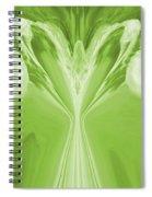 Josea - Green Spiral Notebook