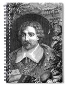 Joseph De Tournefort, French Botanist Spiral Notebook