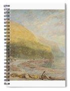 Joseph Mallord William Turner Spiral Notebook