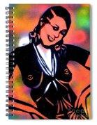 Josephine Baker Spiral Notebook