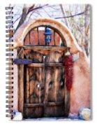 Josephina's Gate Spiral Notebook