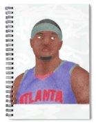 Josh Smith Spiral Notebook
