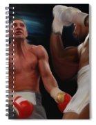 Joshua Klitschko Tko Spiral Notebook