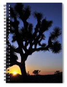 Joshua Spiral Notebook