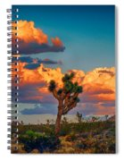 Joshua Tree In All Its Beauty Spiral Notebook