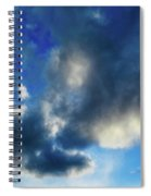 Joshua Tree Sky Spiral Notebook