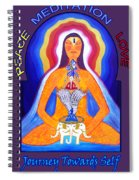 Journey Of Awakening Spiral Notebook