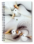 Journey To Ecstasy Spiral Notebook