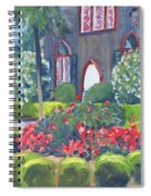 Joy At The Church Of The Cross Spiral Notebook