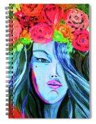 Joy In Joyless Times Spiral Notebook