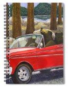 Joy Ride Spiral Notebook