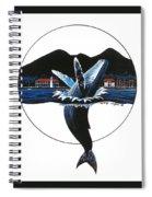 Joy Robert Lyn Nelson Spiral Notebook