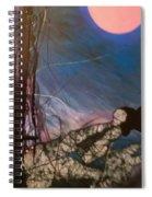 Joycean Night Spiral Notebook