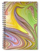 Joyful Flow Spiral Notebook