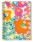Joyful Garden Spiral Notebook