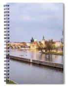 Joyful River Spiral Notebook