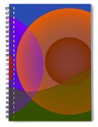 Joyful Shapes Spiral Notebook