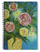 Joyful Spiral Notebook