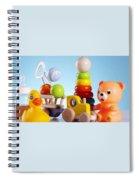 Joys Spiral Notebook