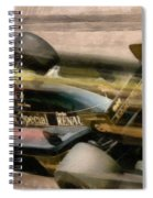 Jps Turbo Spiral Notebook