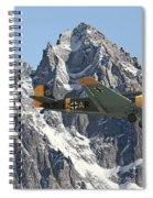 Ju52 - Lutwaffe Stalwart Spiral Notebook